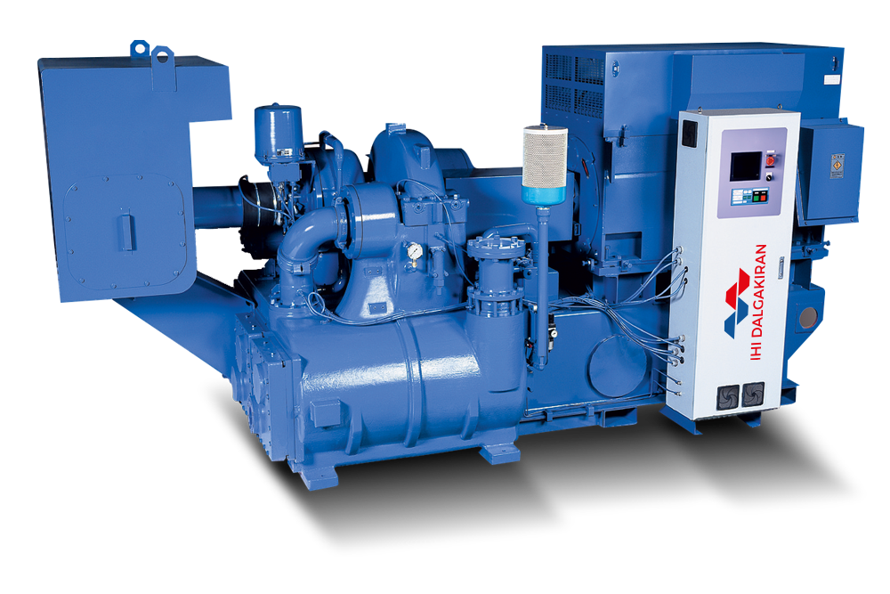Photo IHI Turbo Compressor product from Inako Persada