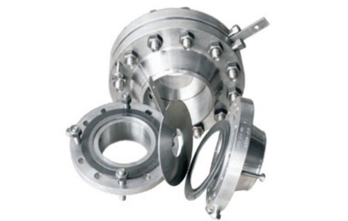 Orifice flange assembly product from Inako Persada