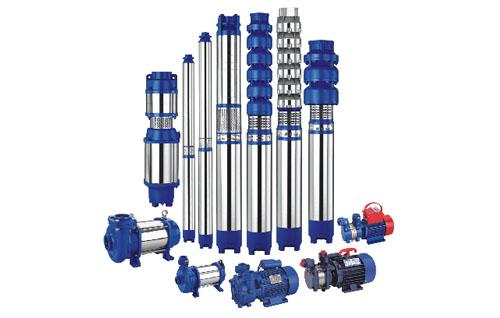 Submersible Pump product from Inako Persada