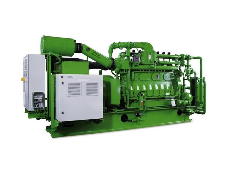 Gas Generator Set product from Inako Persada