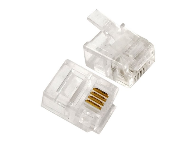 Telephone RJ11 Connector product from Inako Persada