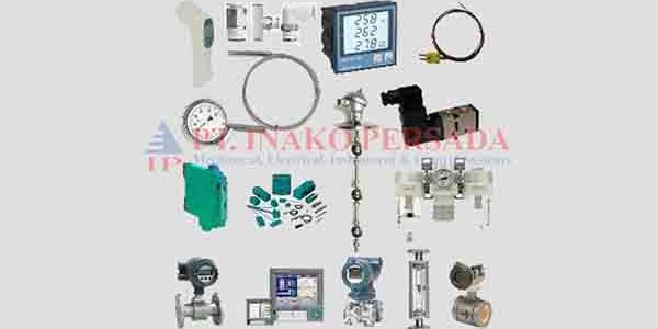 product category instrumentation distributor inako persada