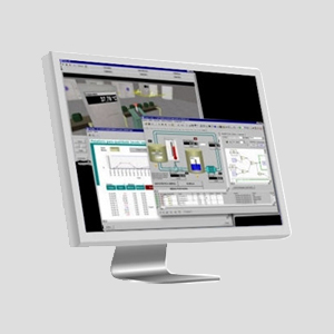 Supervisory Control and Data Acquisition product from Inako Persada