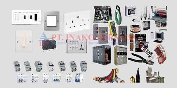 product category Electrical distributor inako persada
