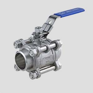 PT Inako Persada products Butt Weld End Ball Valve