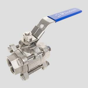PT Inako Persada products Threaded or Screwed End Ball Valve