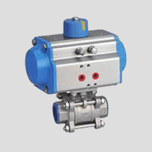 PT Inako Persada products Actuators
