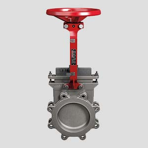 PT Inako Persada products Knife Gate Valve