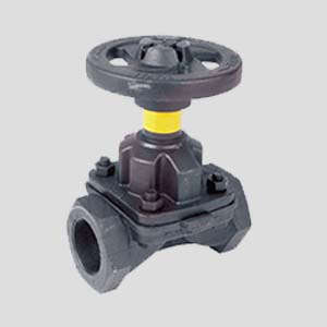 PT Inako Persada products Threaded or Screwed End Diaphragm Valve