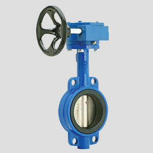 PT Inako Persada products Wafer Butterfly Valve