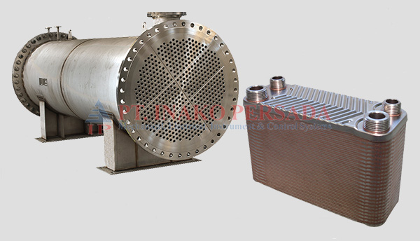 heat exchanger product category from Inako Persada